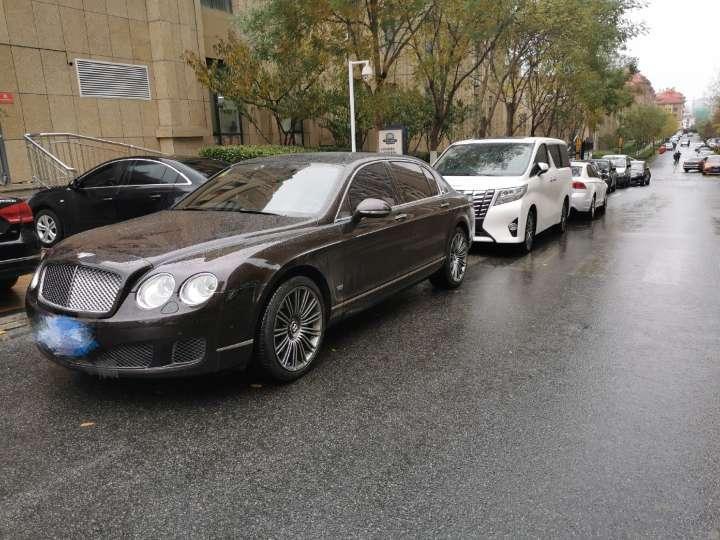 宾利 飞驰  2012款 6.0T 限量版图片