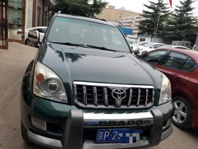 丰田 普拉多  2005款 4.0L ?#36828;疓X豪华版