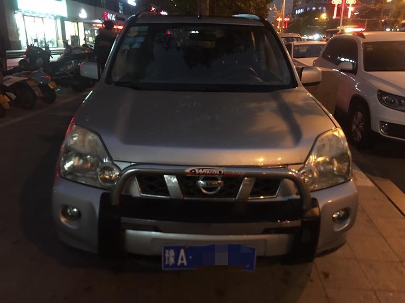 日产 奇骏  2008款 2.5L XL MT 4WD图片