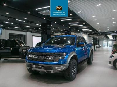 2014年5月 福特 F-150  6.2L SVT Raptor SuperCrew图片
