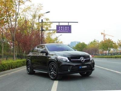奔驰 奔驰GLE AMG  2017款 AMG GLE 43 4MATIC 轿跑SUV