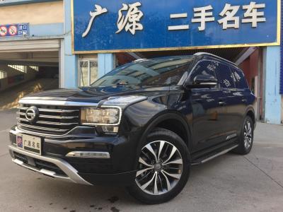 2017年1月 广汽传祺 GS8  320T 两驱豪华智联版图片