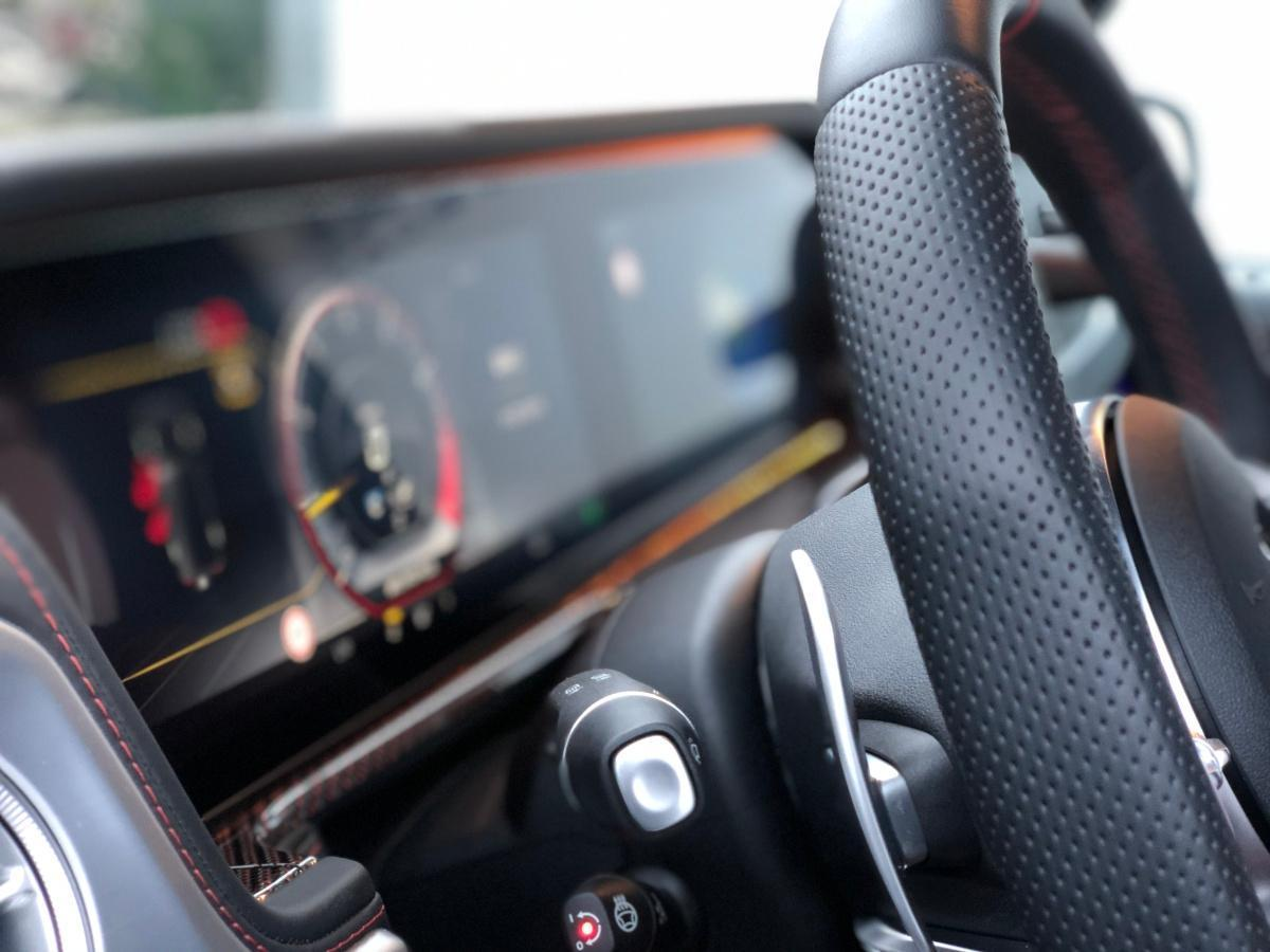 奔驰 奔驰G级AMG  2019款  改款 AMG G 63 先型特别版图片