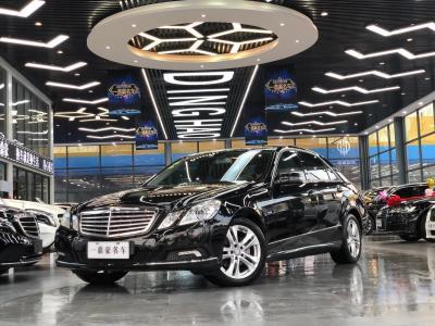 2010年6月 奔驰 奔驰E级(进口) E 200 CGI 优雅型图片