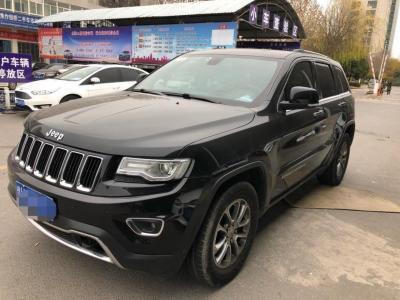 2014年10月 Jeep 大切诺基(进口) 3.0TD 柴油 舒享导航版图片