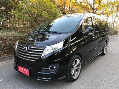 2014年6月 江淮 瑞風M5  2.0T 汽油手動公務版圖片