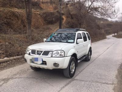 日产 帕拉丁  2008款 2.4L 四驱标准型