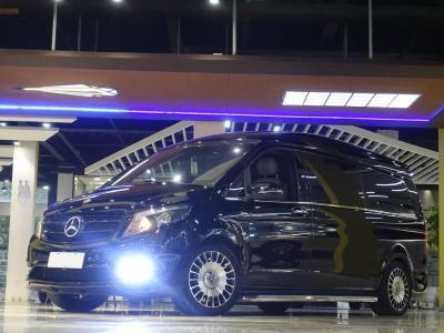 2017年10月 奔驰 威霆  2.0T 商务版图片