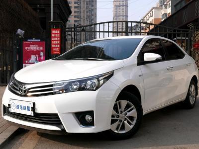 豐田 卡羅拉  2014款 1.6L CVT GL圖片