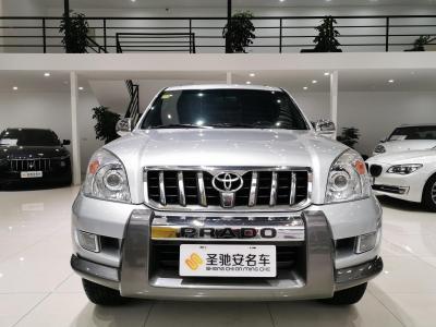豐田 普拉多  2010款 中東版