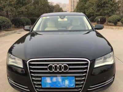 2012年2月 奧迪 奧迪A8  A8L 3.0 TFSI quattro豪華型(245kW)圖片