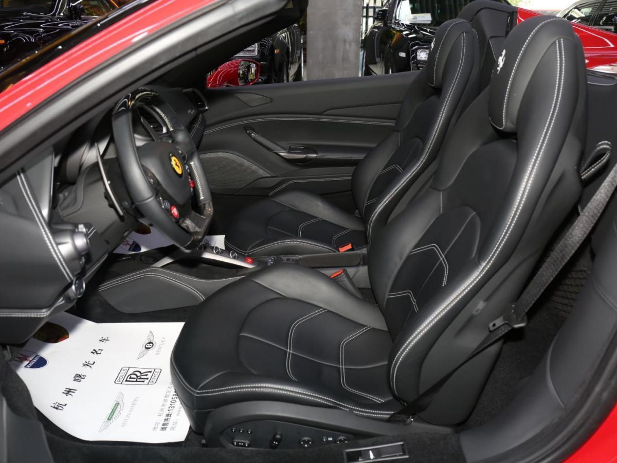 法拉利 488  2015款 488 Spider图片