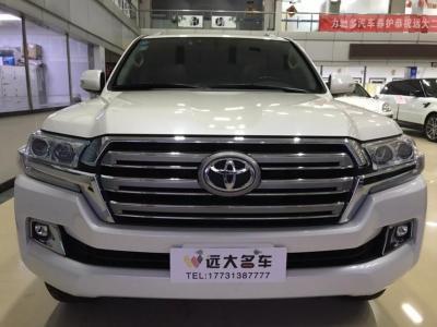 丰田 兰德酷路泽  2015款 4.6L V8 中东限量版