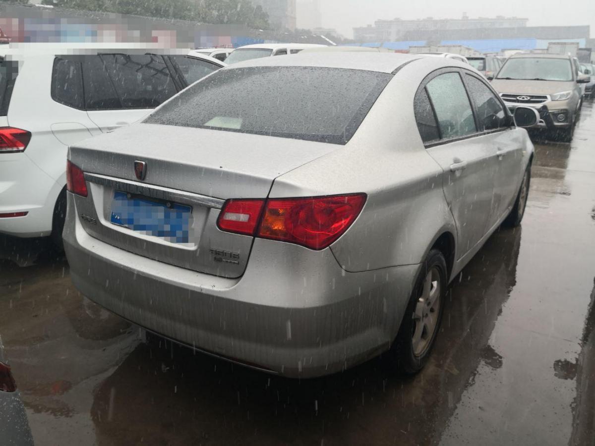 荣威 350  2011款 350S 1.5L 手动迅捷版图片