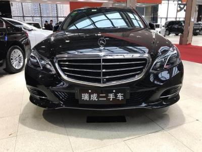 奔驰 E级  E260L 1.8T 豪华型(改款)