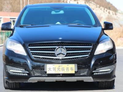 2012年10月 奔驰 奔驰R级(进口) R 300 L 豪华型图片