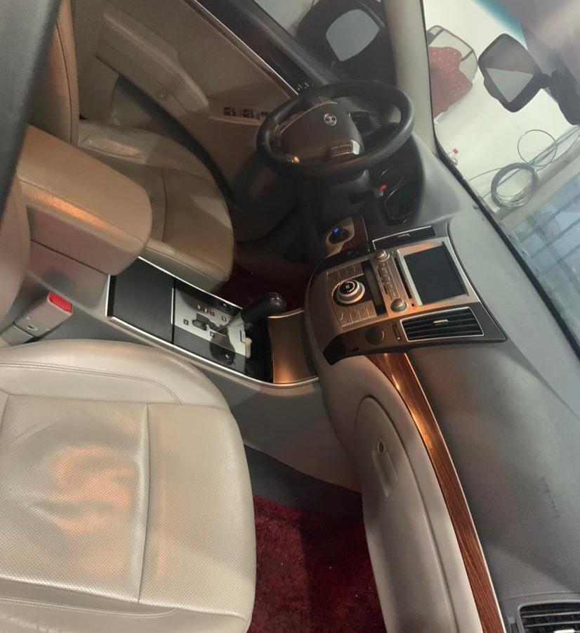 现代 维拉克斯  2009款 3.8L 舒适版图片