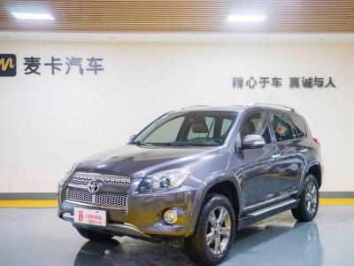 2012年4月 豐田 RAV4榮放 炫裝版 2.4L 自動四驅豪華圖片