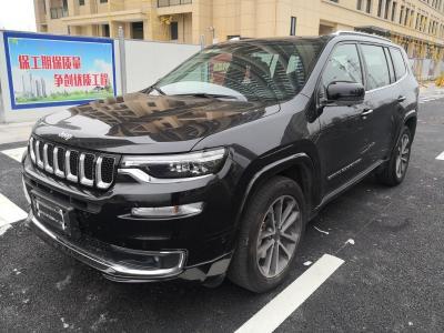 2018年7月 Jeep 大指揮官  2.0T 四驅智享版圖片