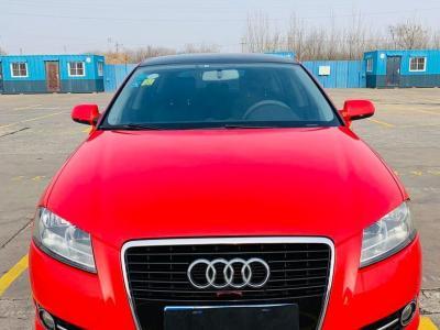 2011年4月 奥迪 奥迪A3(进口) Sportback 1.4T 豪华型图片