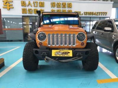 Jeep 牧马人  3.6L 两门
