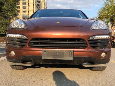 保时捷 Cayenne  2011款 Cayenne S 4.8L图片
