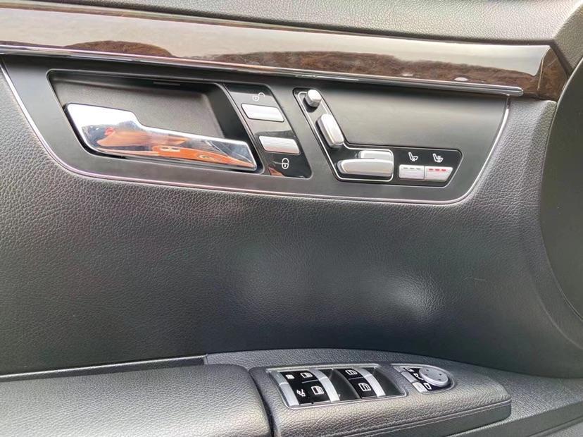 奔驰 奔驰S级  2012款 S 300 L 商务简配型图片