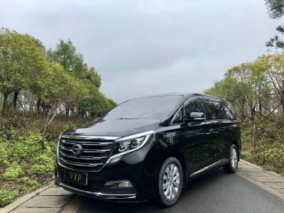 广汽传祺 GM8  2018款 320T 尊享版