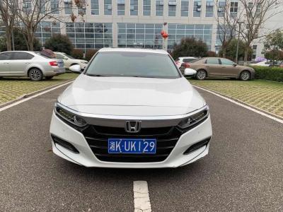 2019年5月 本田 雅阁  2.0L CVT锐尊版图片