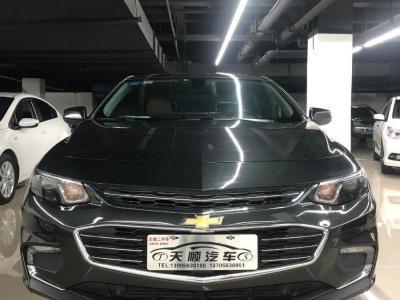 雪佛兰 迈锐宝XL  2017款 1.5T 自动锐驰版图片