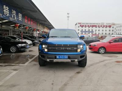 2013年7月 福特 F-150(進口) 6.2L SVT Raptor SuperCab圖片