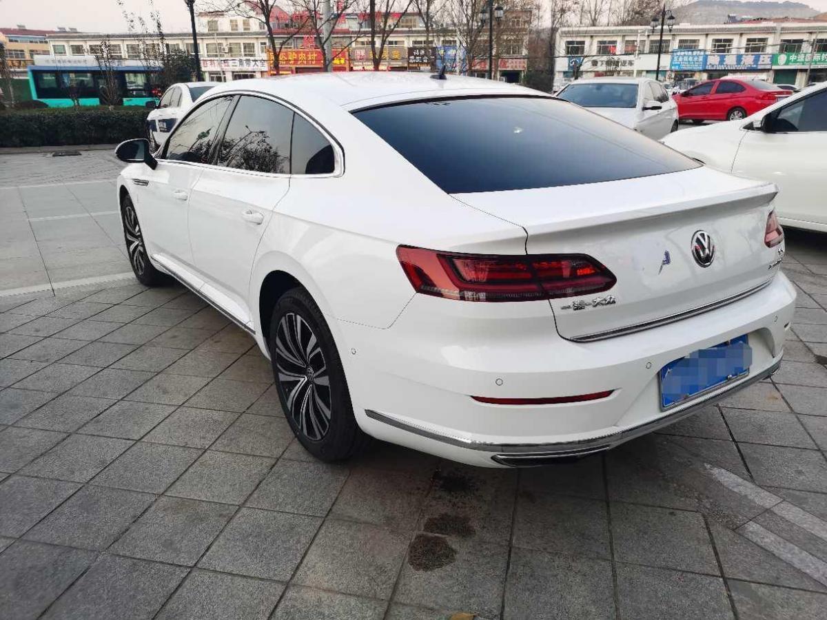 2018年11月 二手大众 一汽 大众cc 2020款 380tsi 曜颜版 国v 价格24.6万元