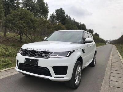 路虎 攬勝運動版  2019款 3.0 V6 特別版