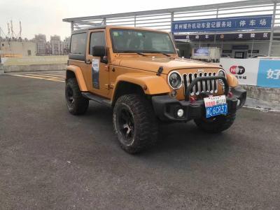 2014年12月 Jeep 牧马人(进口) 3.6L Sahara 两门版图片