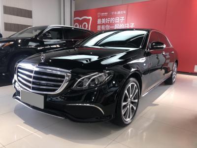 奔馳 奔馳E級  2019款 E 200 L