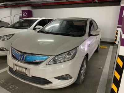 2016年10月 长安 逸动 2015款 EV 豪华型  浙B图片
