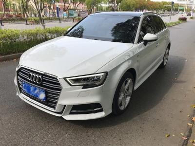 2019年9月 奥迪 奥迪A3 Sportback 35 TFSI 时尚型 国VI图片