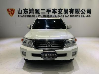 2013年9月 丰田 兰德酷路泽(进口) 2012款中东4.0L 自动VX图片