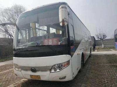 2011年8月 11年宇通客车51座非营运玉柴苏牌手续齐全图片