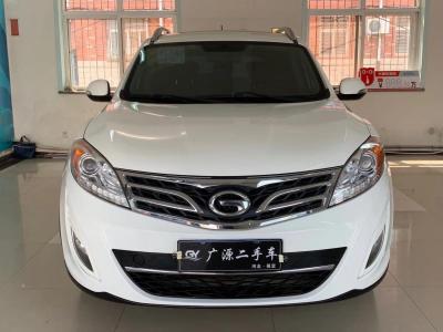 广汽传祺 GS5  2012款 2.0L 自动两驱周年纪念版图片