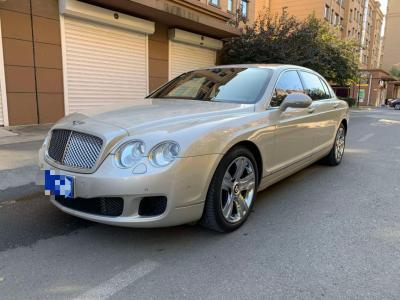 宾利 飞驰  2012款 6.0T 限量版