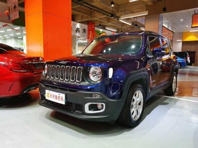 Jeep 自由侠 180T DCT劲能版图片