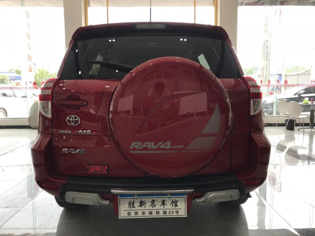 丰田 RAV4荣放  2011款 2.0L 自动经典版图片