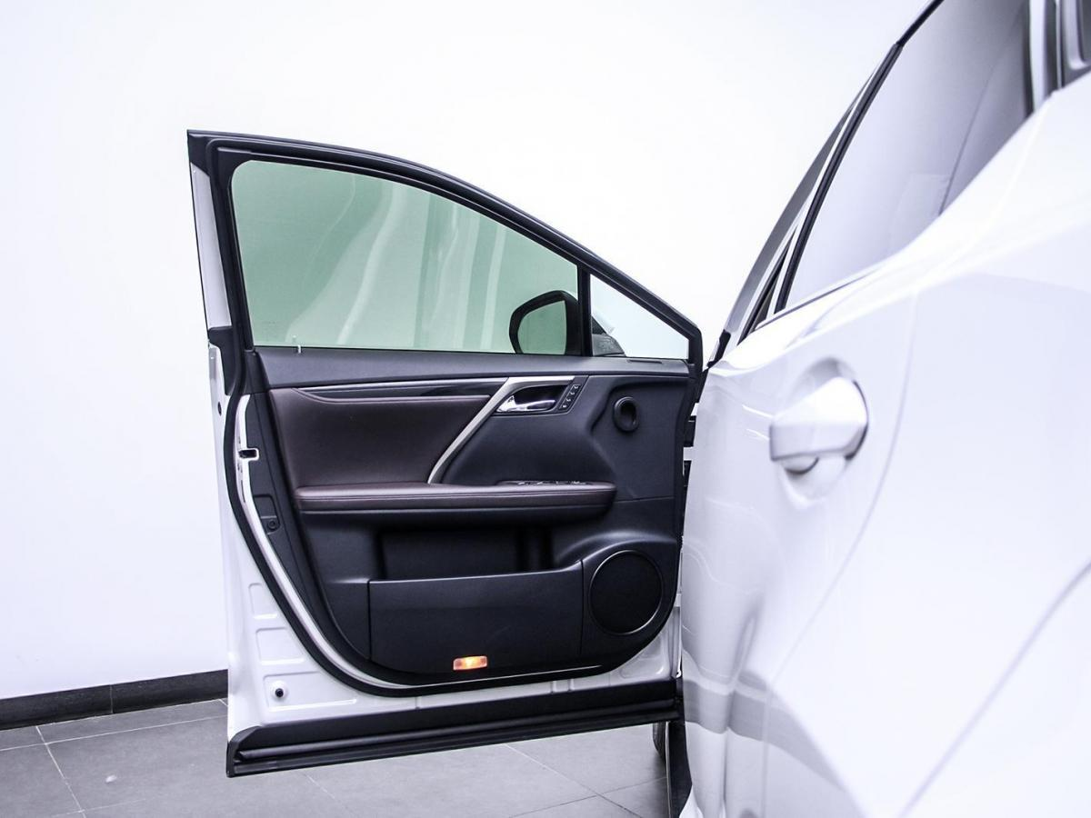 雷克萨斯 RX  2016款 300 四驱典雅版 国V图片