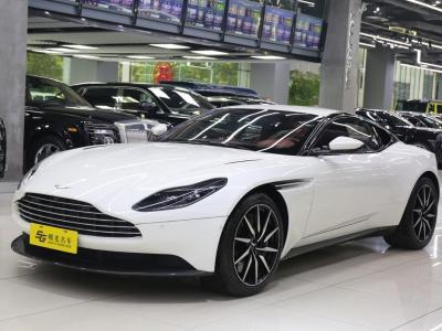 阿斯顿·马丁 阿斯顿?马丁DB11  2019款 4.0T V8 Coupe
