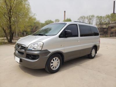 江淮 瑞风  2011款 2.4L祥和 汽油豪华版HFC4GA1-C图片