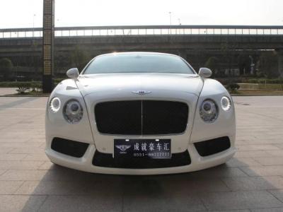 宾利 欧陆  GTC V8 4.0T