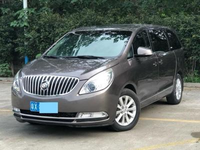 別克 GL8  2014款 2.4L LT豪華商務行政版