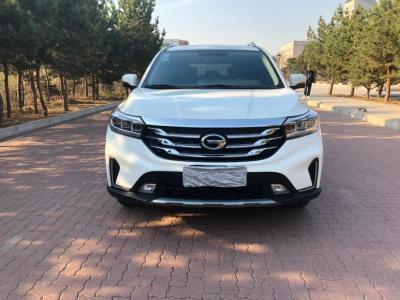 广汽传祺 GS4  2018款 235T 自动两驱豪华智联版