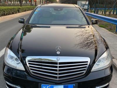 2011年12月 奔驰 奔驰S级(进口) S 300 L 商务型图片